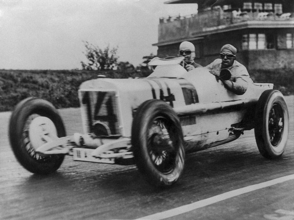 Rudolf Caracciola - Official Website